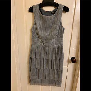 Gorgeous Gray & Silver Dress